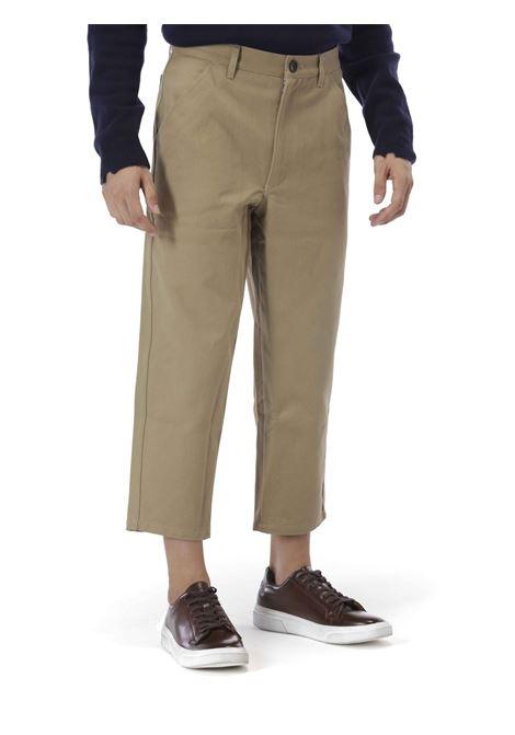 Pantalone crop  COMME DES GARCONS   Pantalone   W28142-262034235
