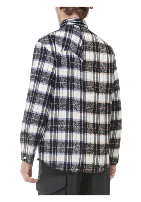 Camicia maniche lunghe CORELATE   Camicia   A20/165/2080/4590NERO/BIANCO