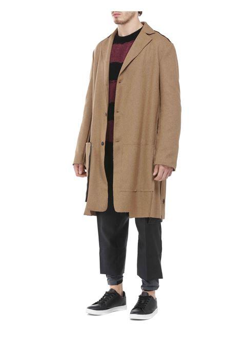 Cappotto lungo  CORELATE   Cappotto   A20/641/2089/20CAMMELLO