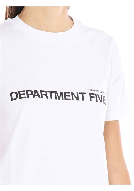 T-shirt basic DEPARTMENT FIVE   T-shirt   D00JL1J0001