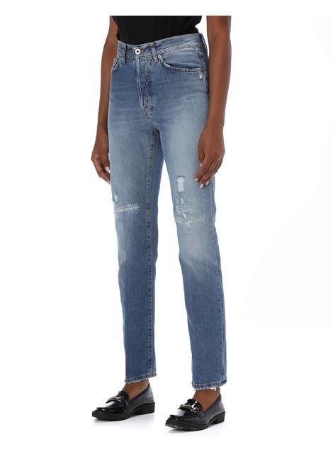 Jeans affusolati a vita alta DONDUP | Pantalone | DP513DF0239DAR1DD800