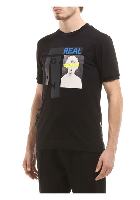 T-shirt GAZZARRINI | T-shirt | MI266GNERO