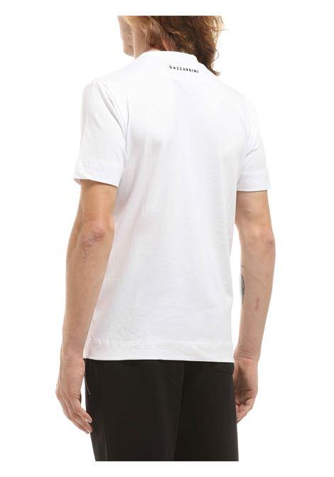 T-shirt girocollo GAZZARRINI | T-shirt | MI274GBIANCO