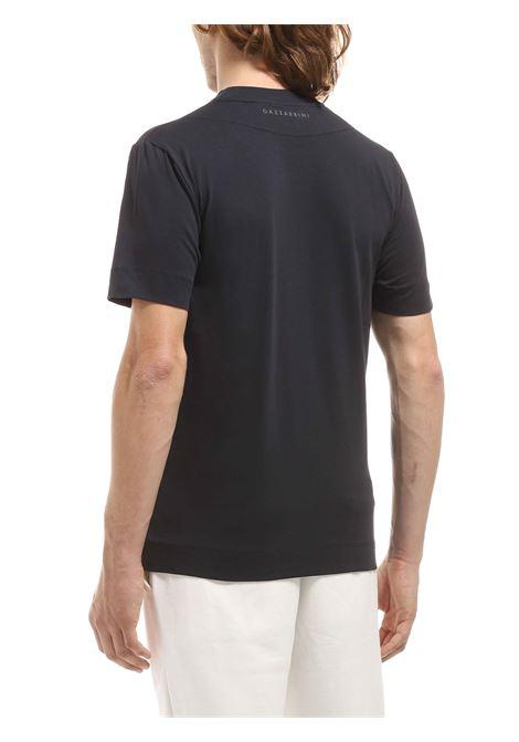 T-shirt girocollo GAZZARRINI | T-shirt | MI274GBLU