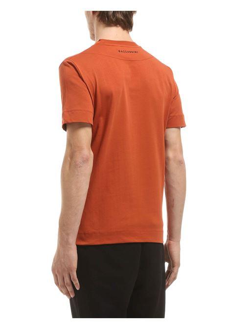 T-shirt girocollo GAZZARRINI | T-shirt | MI274GCOCCIO