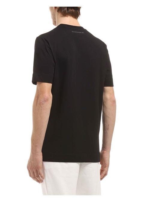 T-shirt girocollo GAZZARRINI | T-shirt | MI274GNERO