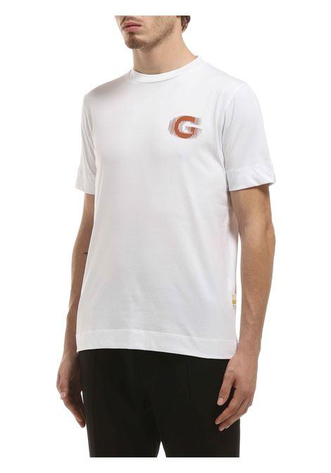 T-shirt girocollo GAZZARRINI | T-shirt | MI281GBIANCO