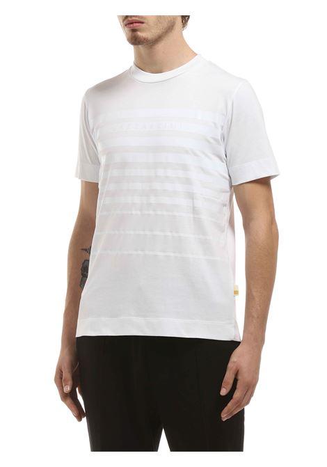 T-shirt girocollo GAZZARRINI | T-shirt | MI283GBIANCO