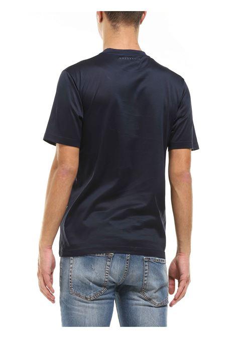 T-shirt  basic GAZZARRINI | T-shirt | MI345GBLU