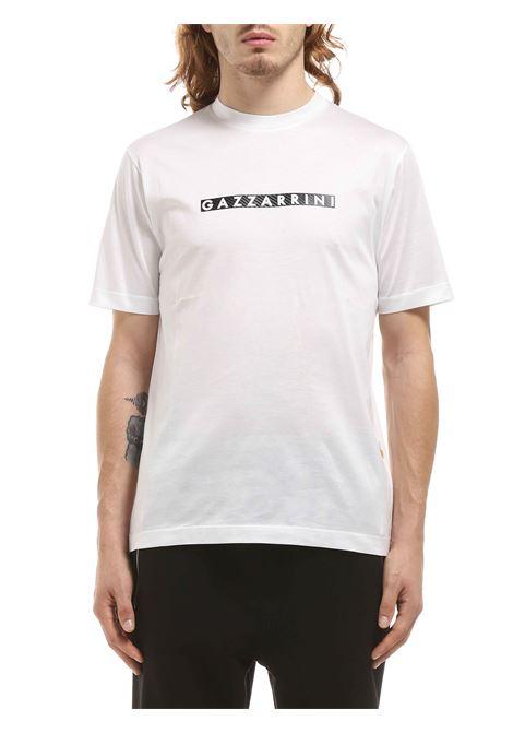 T-shirt girocollo GAZZARRINI | T-shirt | MI346GBIANCO