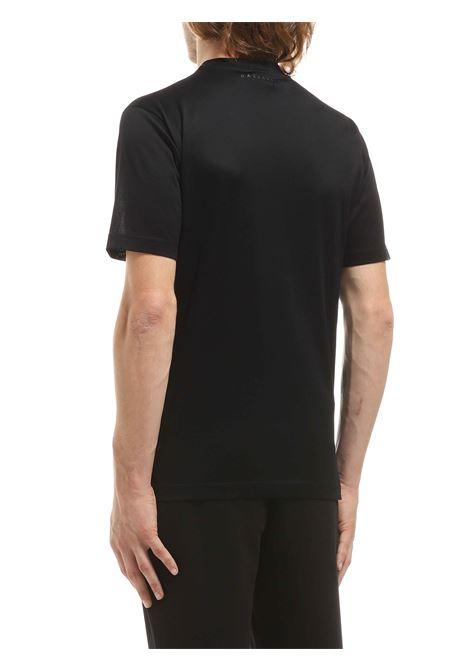 T-shirt girocollo GAZZARRINI | T-shirt | MI346GNERO