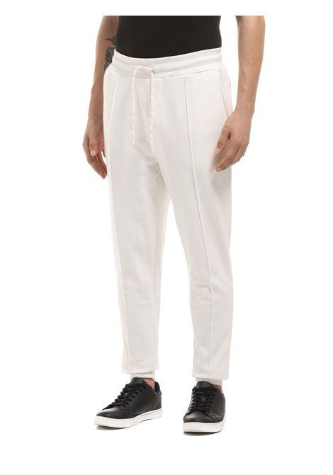 Pantalone GAZZARRINI | Pantalone | PSI240GBIANCO