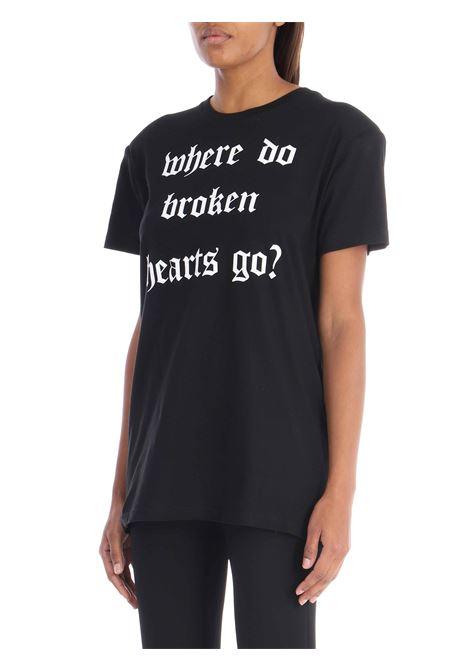 T-shirt con spalline GINA   T-shirt   GI200705/ANERO