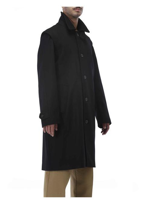 Cappotto GRIFONI   Cappotto   GH160007/32BLACK