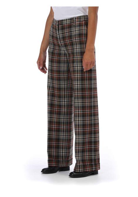 Pantalone check GRIFONI | Pantalone | GH2400013/25MULTICOLOR