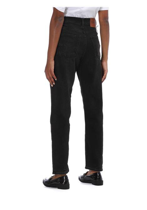Jeans vita alta GRIFONI | Jeans | GH2420006/92/S18GRIGIO
