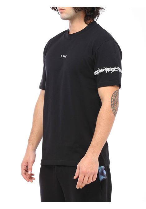 T-shirt girocollo IHS   T-shirt   TL01NERO