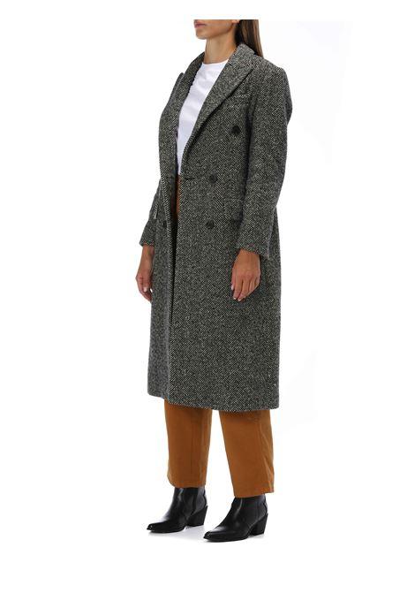 Cappotto lungo JUCCA | Cappotto | J3216006GRIGIO