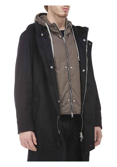 Cappotto con  cappuccio LOW BRAND | Cappotto | L1JFW20215370D001