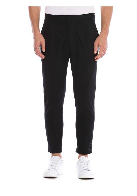Pantalone con elastico in vita retro LOW BRAND | Pantalone | L1PFW20215312D001
