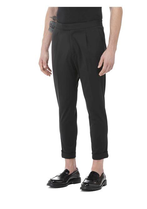 Pantalone con elastico in vita LOW BRAND | Pantalone | L1PFW20215314D001