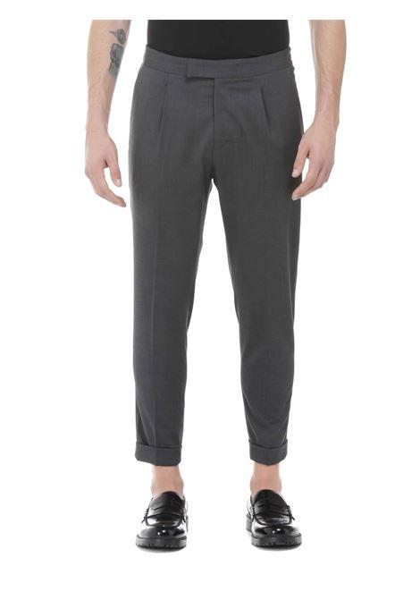 Pantalone con elastico in vita LOW BRAND | Pantalone | L1PFW20215314N038