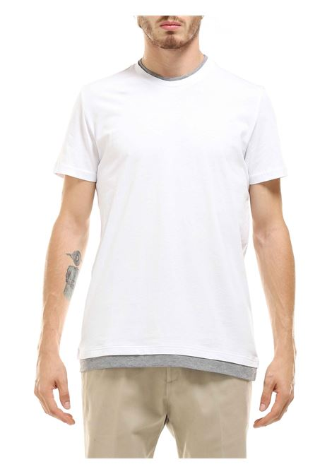 T-shirt basic  LOW BRAND | T-shirt | L1TFW20215292A001