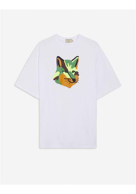 MAISON KITSUNE' | T-shirt | FU00158KJ0010