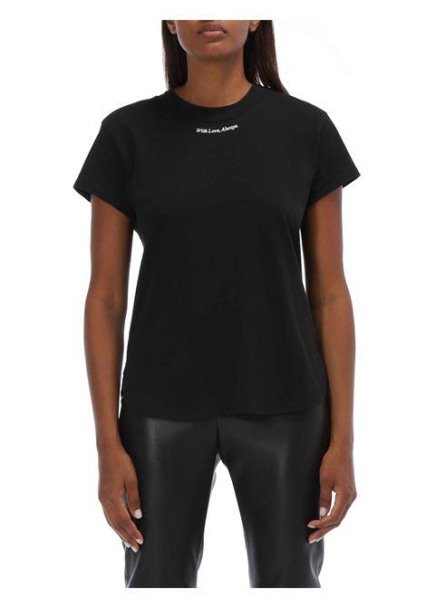 T-shirt MERCI | T-shirt | M304AINERO