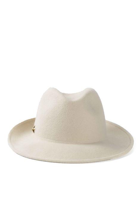 Cappello a tesa larga MERCI | Cappello | SEANPANNA