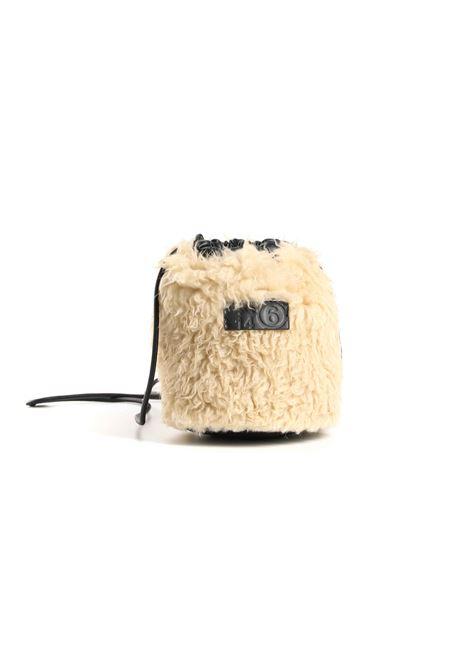 Mini bag teddy MM6 MAISON MARGIELA   Borsa   S41WG0061P3636