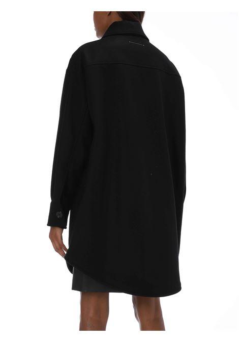 Cappotto oversize MM6 MAISON MARGIELA | Cappotto | S52AM0153S52207