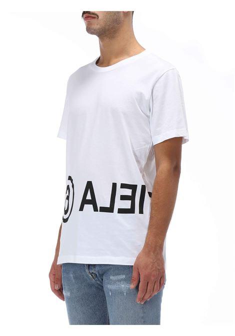 T-shirt girocollo MM6 MAISON MARGIELA   T-shirt   S52GC0119S23588