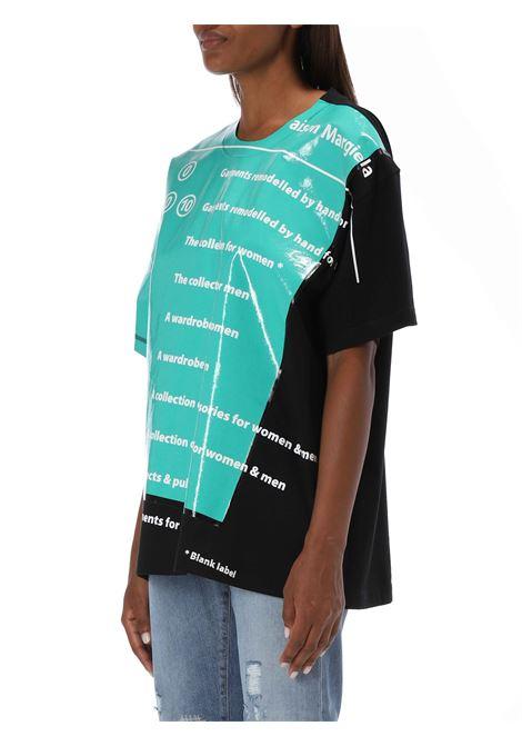 T-shirt over MM6 MAISON MARGIELA   T-shirt   S52GC0160S23588
