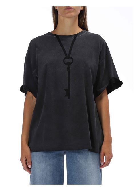 T-shirt oversize MM6 MAISON MARGIELA   T-shirt   S52GC0167S23588