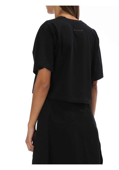 T-shirt croop MM6 MAISON MARGIELA   T-shirt   S52GC0168S23588