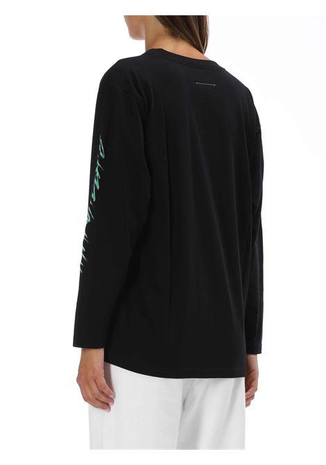 T-shirt over MM6 MAISON MARGIELA   T-shirt   S52GC0170S23588
