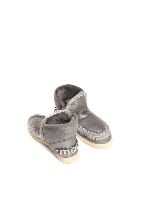 Eskimo sneaker rhinestone logo MOU | Sneakers | FA111020BDUIRO