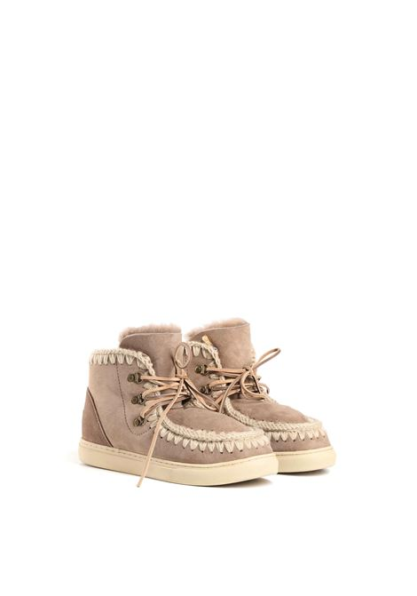Sneaker lace-up MOU | Sneakers | FM111002AELGRY