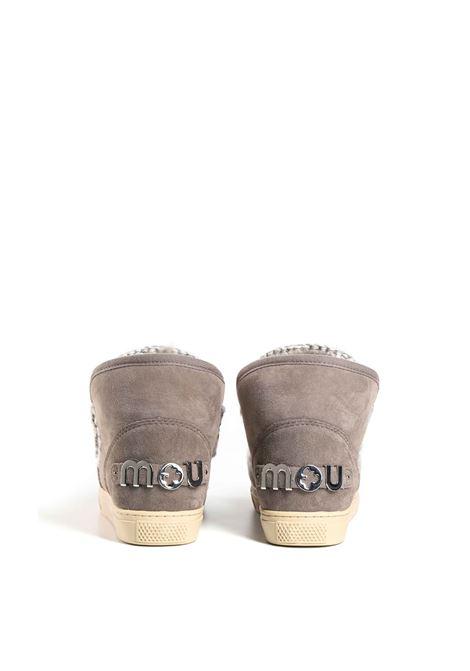 Eskimo sneaker big metal logo MOU | Sneakers | FW111008ANGRE
