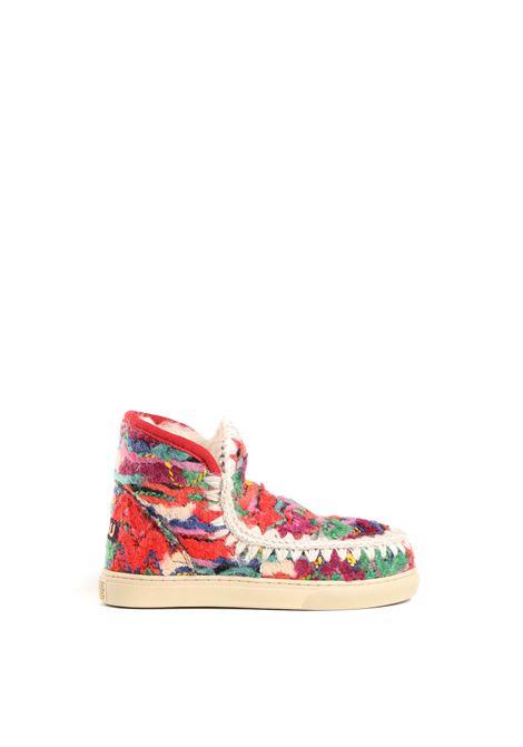 Eskimo sneaker wooll ethnic MOU | Sneakers | FW121027KMENMU