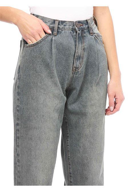 Jeans vita alta ONE TEASPOON | Jeans | 23172BLU