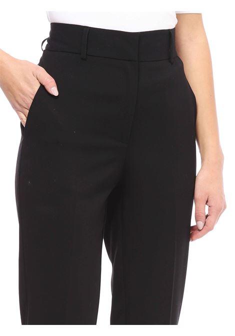 Pantalone cropped OTTODAME | Pantalone | DP8674NERO