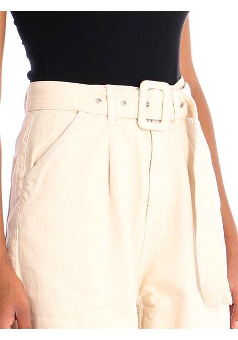 Pantalone a coste OTTODAME | Pantalone | DP8684PANNA