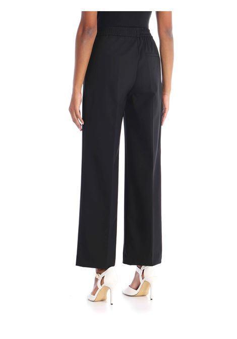 Pantalone jogger OTTODAME | Pantalone | DP8715NERO