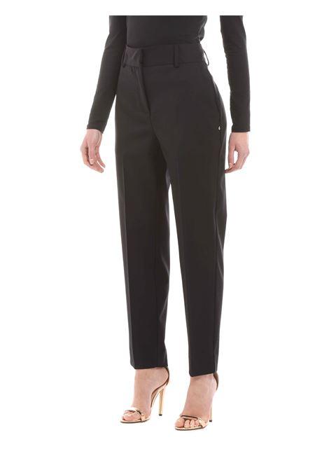 Pantalone a sigarette OTTODAME | Pantalone | DP8734NERO