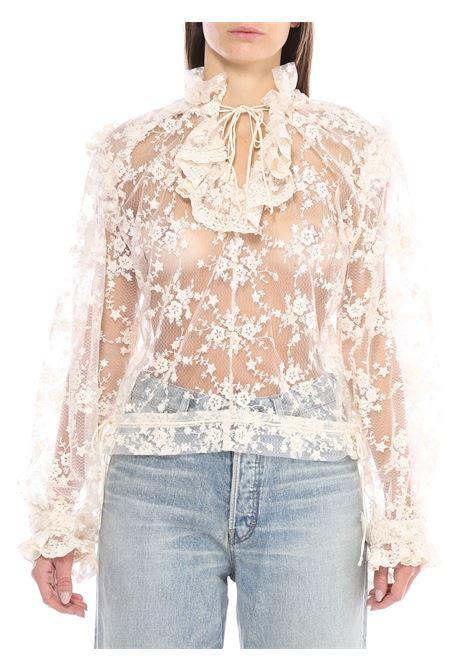 Blusa maniche lunghe PNK | Camicia | PNW0GT06GT06