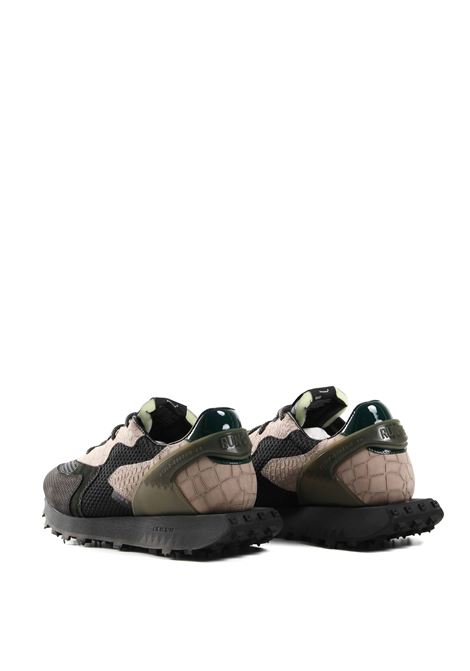 Sneakers RUN OF | Sneakers | ACADIA MNERO/VERDE
