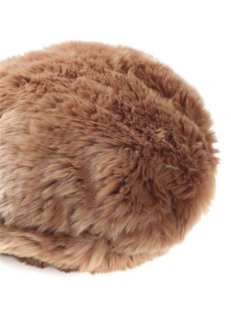 Cappello pelliccia sintetico SUOLI   Cappello   S3219012/9NOCE