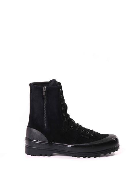 Sneaker sueu shiny foxing paura SUPERGA X PAURA | Sneakers | S 112FIW005